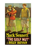 Golf Nut Posters