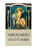 Beauty's Worth Poster