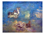 The Chariot of Apollo Art by Odilon Redon