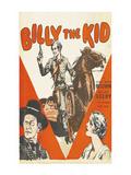 Billy the Kid Print