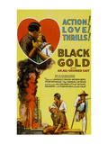 Black Gold Prints