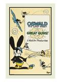 Great Guns ポスター : ウィンクラー