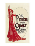 Phantom der Oper, Das Poster