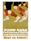 John Bull Fussballstiefel Posters