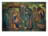 Estrella de Belén Pósters por Edward Burne-Jones