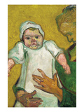 Madame Roulin and Her Baby Posters by Vincent van Gogh