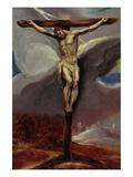 Christ at the Cross Láminas por  El Greco
