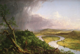 The Oxbow. Holyoke, Massachusetts Posters van Thomas Cole