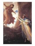 Return of Persephone Posters av Frederick Leighton