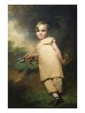 William Scott-Elliot of Arkelton (1811–1901) Plakater av Sir Henry Raeburn