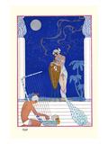 Égypte Affiches par Georges Barbier
