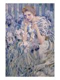 Fleur De Lys Prints by Robert Payton Reid