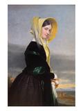 Euphemia White Van Rensselaer, 1842 Posters par George Peter Alexander Healy