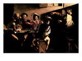 The Calling of Saint Mathew Posters av  Caravaggio