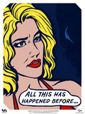 Battlestar Galactica - Ladies of Galactica: Pop Art Six Posters
