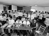 MLK St Augustine Boycott 1964 Photographic Print