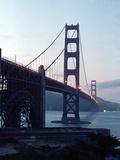 Golden Gate Bridge at Dusk Photographic Print by Eric Risberg