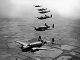 WWII RAF 1941 Lámina fotográfica