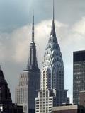 Chrysler Building Reproduction photographique Premium par Richard Drew