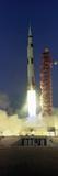 Saturn V Rocket Premium-Fotodruck