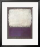 Blue and Grey, c.1962 Art by Mark Rothko