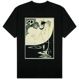"The Climax, Illustration from ""Salome"", 1893 T-shirts"