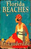 Florida Beaches Vintage Wood Sign
