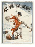 La Vie Parisienne, Cheri Herouard, 1920, France Impressão giclée
