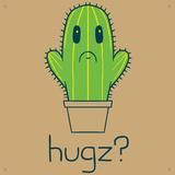 HUGZ Blechschild