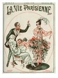 La Vie Parisienne, Cheri Herouard, 1924, France ジクレープリント