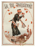 La Vie Parisienne, Herouard, 1924, France Giclee Print
