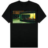 Edward Hopper - Nighthawks Shirts