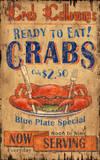 Crab Calloway Vintage Wood Sign