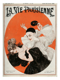 La Vie Parisienne, Cheri Herouard, 1922, France Giclee Print