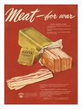 American Meat Institute, USA Stampa giclée