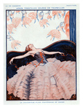 La Vie Parisienne, Vald'es, 1923, France Reproduction procédé giclée