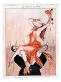 La Vie Parisienne, A Vallee, France Giclee Print