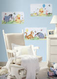 Winnie the Pooh - Scenic Peel & Stick Wall Decals Veggoverføringsbilde