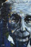 Stephen Fishwick- It's All Relative - Einstein Photographie par Stephen Fishwick