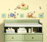 Winnie the Pooh - Toddler Peel & Stick Wall Decals Veggoverføringsbilde