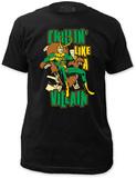 Loki - Chillin' Like a Villain (Slim Fit) Camiseta