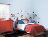 Mickey & Friends Peel & Stick Wall Decals Veggoverføringsbilde