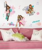 Shake it Up Peel & Stick Wall Decals Autocollant mural