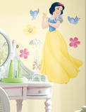 Disney Princess - Snow White Peel & Stick Giant Wall Decal Autocollant mural