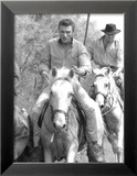Johnny Hallyday, June 6, 1963 Framed Photographic Print by Luc Fournol