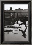 Derriere la Gare Saint-Lazare, Paris Prints by Henri Cartier-Bresson