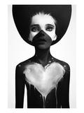 Hold On Kunstdrucke von Ruben Ireland