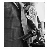 GQ - October 1967 Reproduction photographique Premium par Leonard Nones