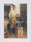 The Blacksmith Edizione limitata di Duane Bryers