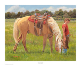 Two of a Kind Prints by June Dudley